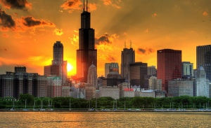 chicagosunset